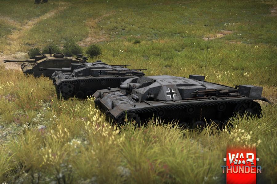 Sturmgeschütz III - Stug III 900x600_1