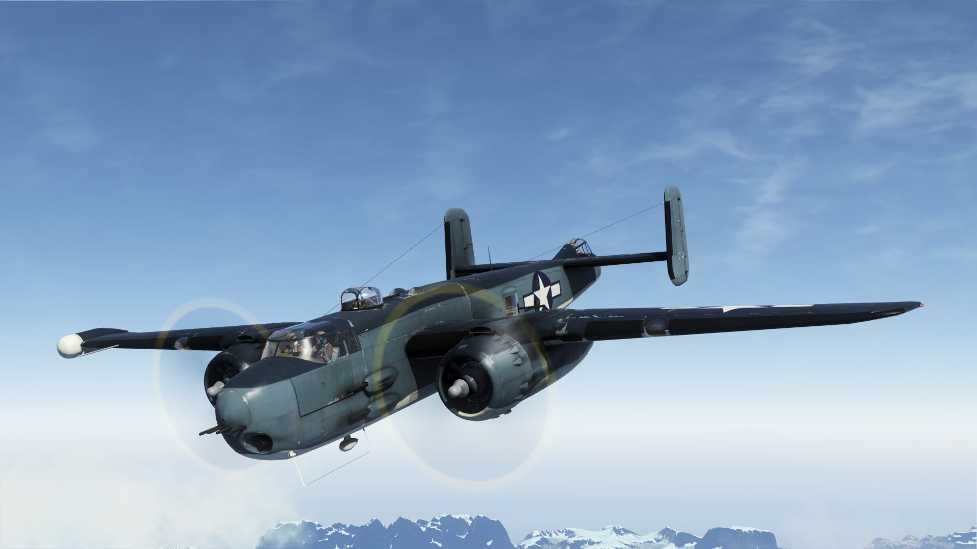What Does Lb Mean >> [Development]North American PBJ-1H - War Thunder