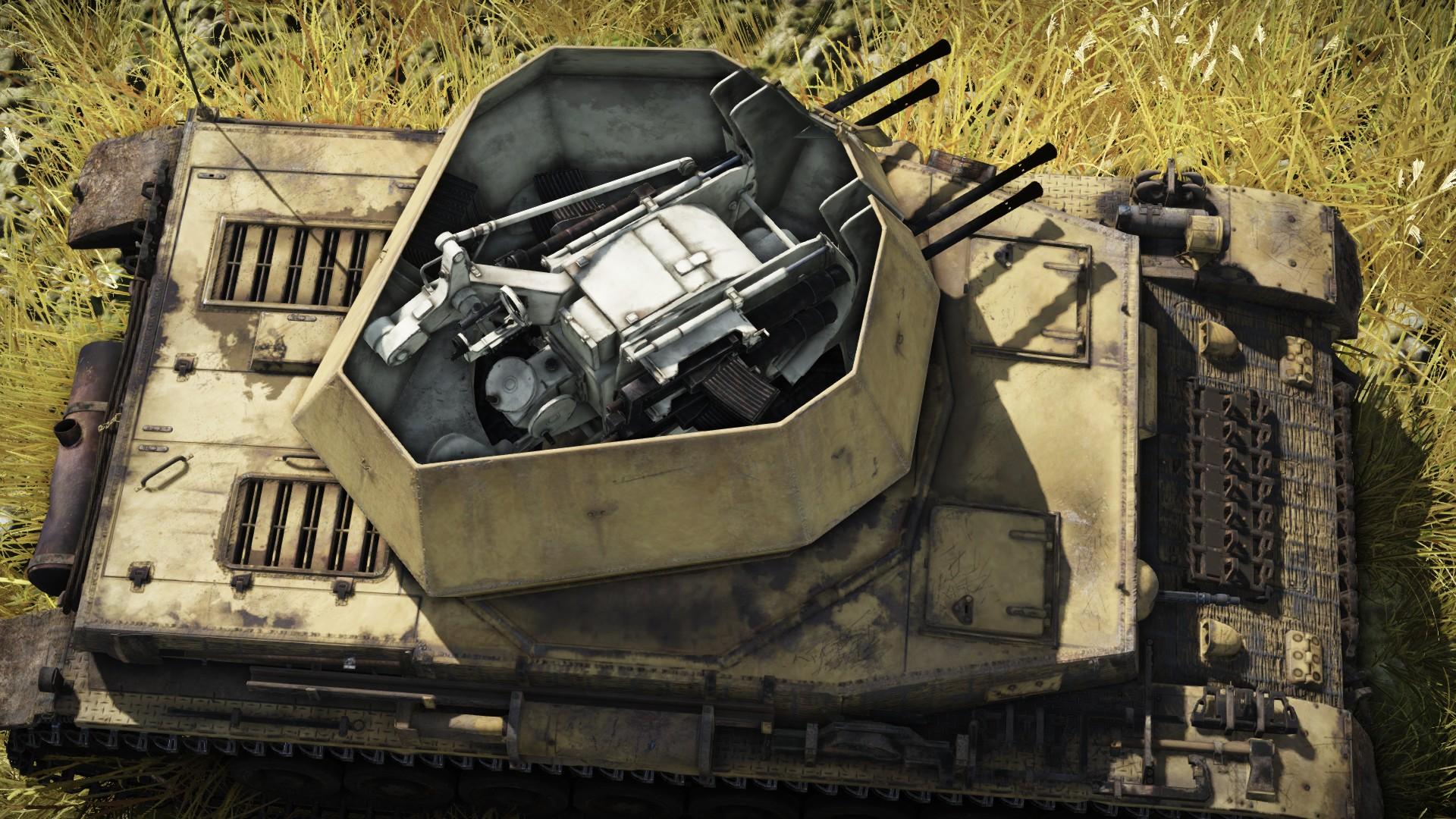 development flakpanzer iv  u0026 39 wirbelwind u0026 39