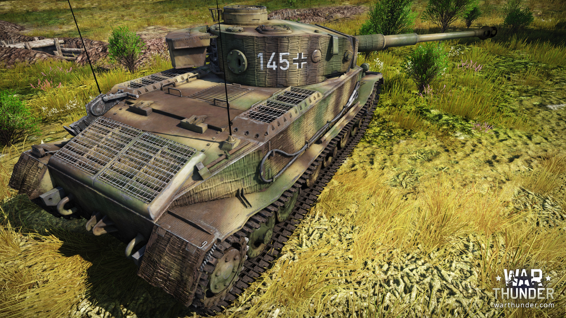 [Development][In Development] Panzerbefehlswagen VI Tiger ...