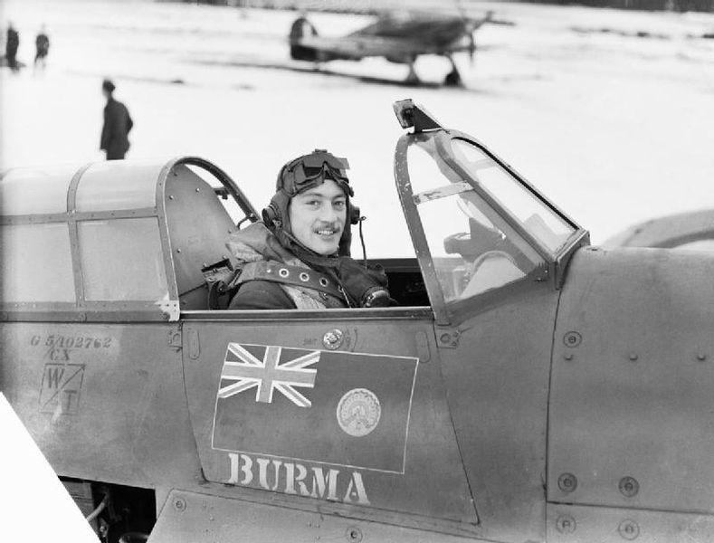 Do Božića 3 Revell 1/72 Sea Hurricane Mk.IIc Tuck2