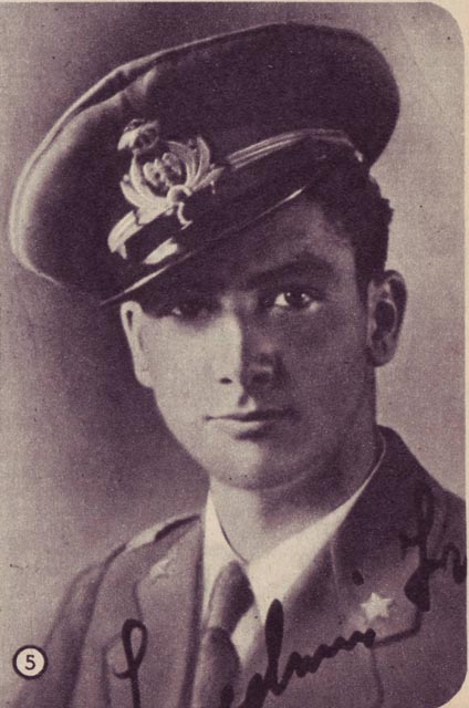 Franco Lucchini September Ace of the Month Capitano Franco Lucchini News War