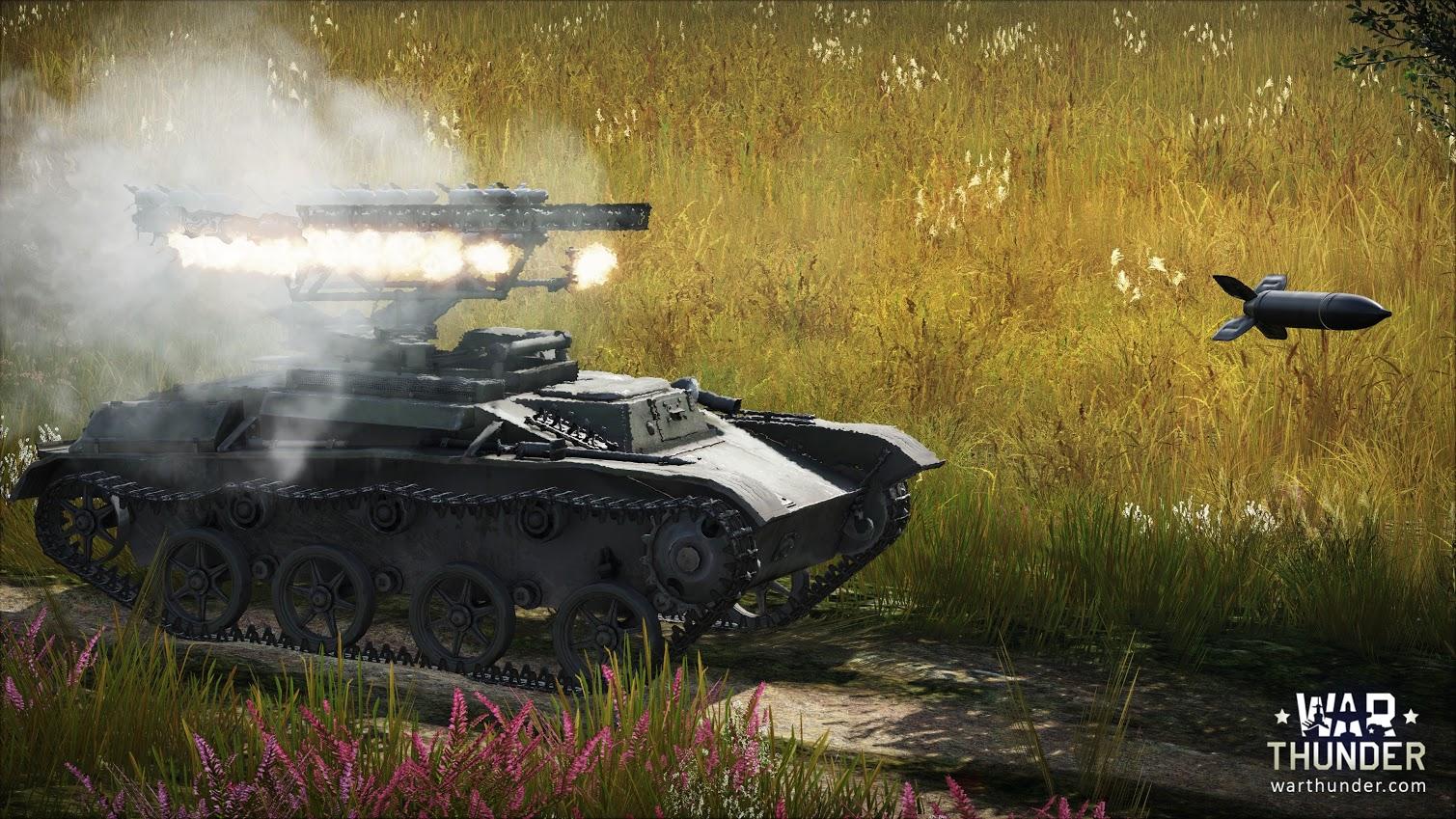 War Thunder |OT| Tanks, Planes And Automobiles | NeoGAF