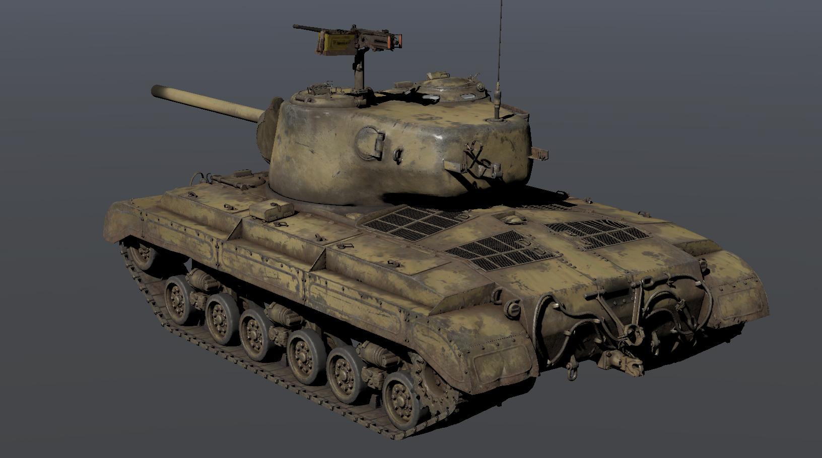 War Thunder - T25 Medium Tank and Panzerwerfer 42 Auf.Sf