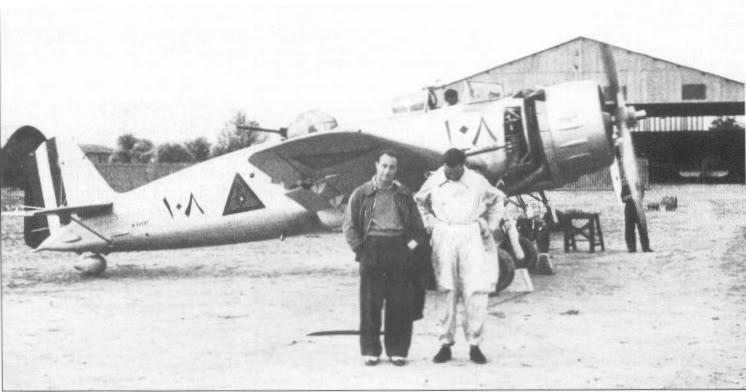 القوة الجوية العراقية .. 85 عاماً على التأسيس BredaBa-65
