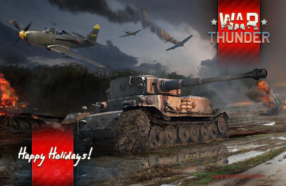 War Thunder Tiger 1 Wallpaper Collection 11 Wallpapers