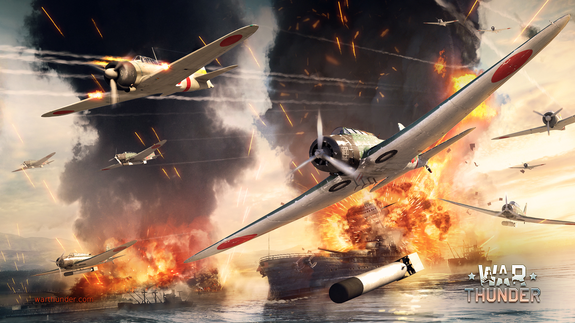 Обои Ме-410, war thunder, Самолёт, истребитель, война, Облака. Игры foto 15