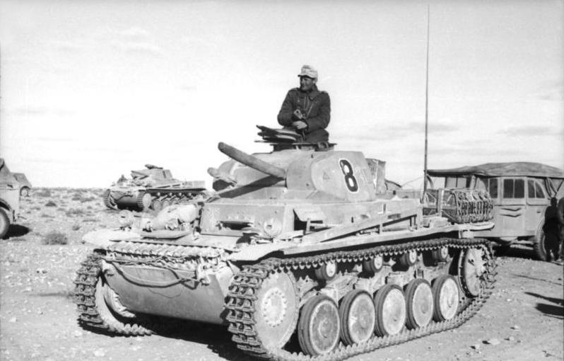 Profil Czołgu] PzKpfw II - Nowości - War Thunder