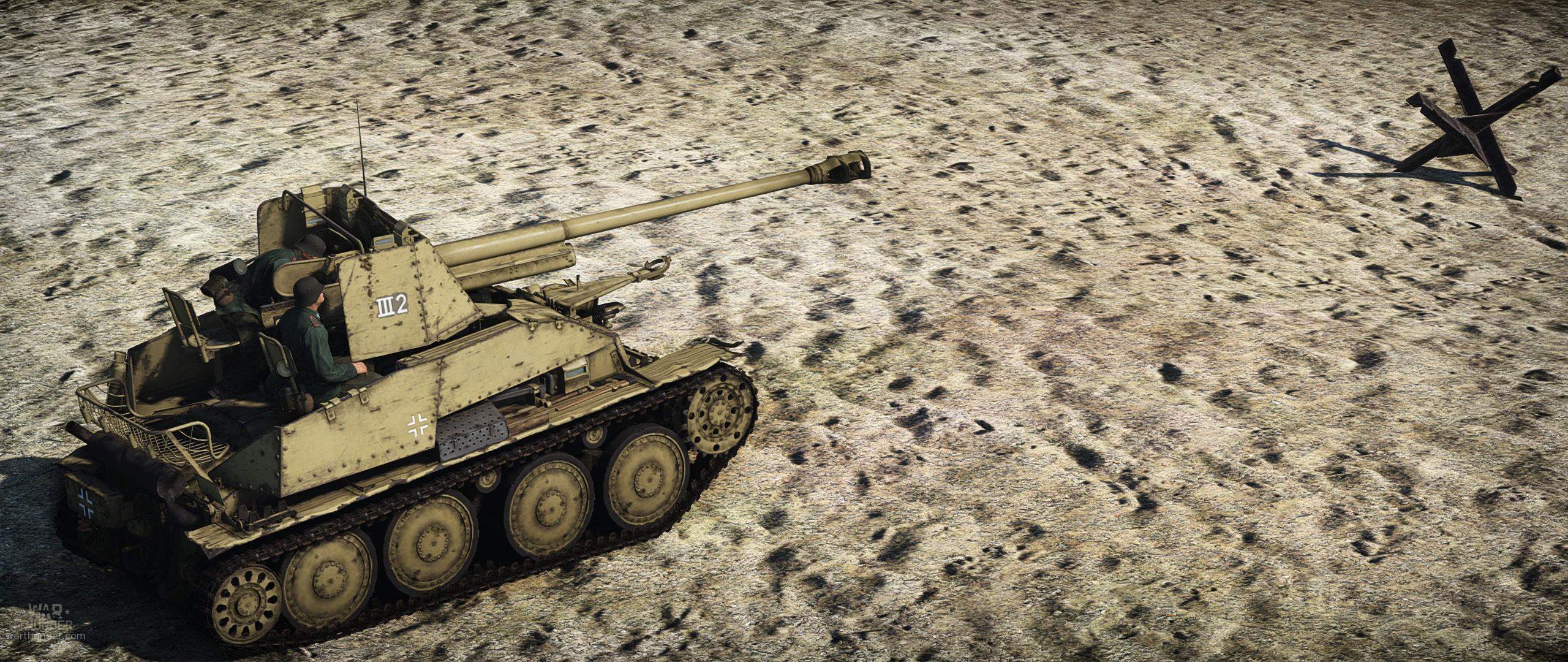 profil de véhicule] marder iii - actualités - war thunder