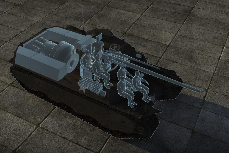 M6a1 War Thunder