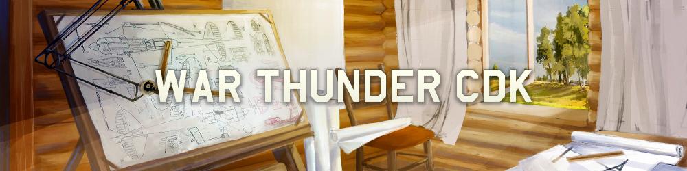 How do you make a model in war thunder cdk guide