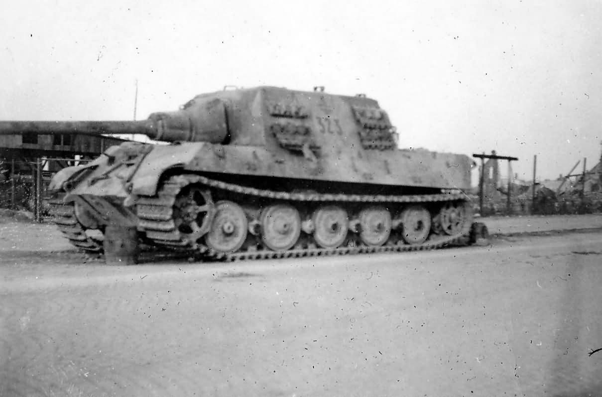 National Forces] 653rd Heavy Panzerjäger Battalion - News
