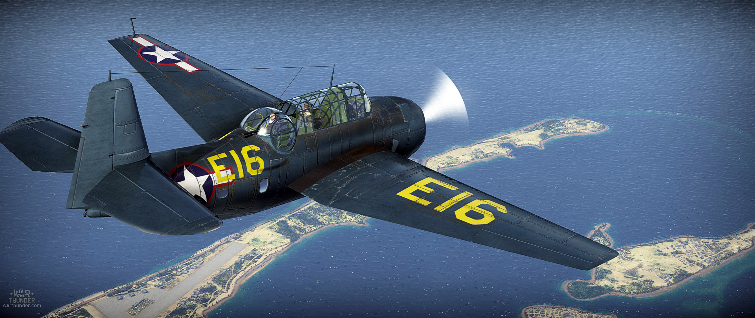 avenger war thunder