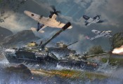 War Thunder 1.51 - Cold Steel