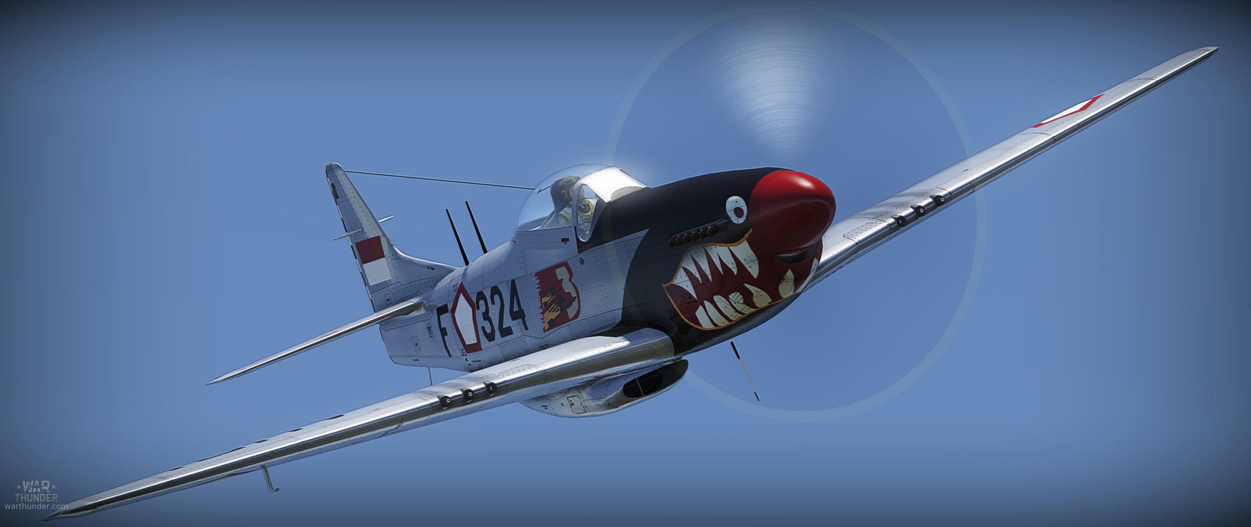 Air Forces] Indonesian Air Force - News - War Thunder