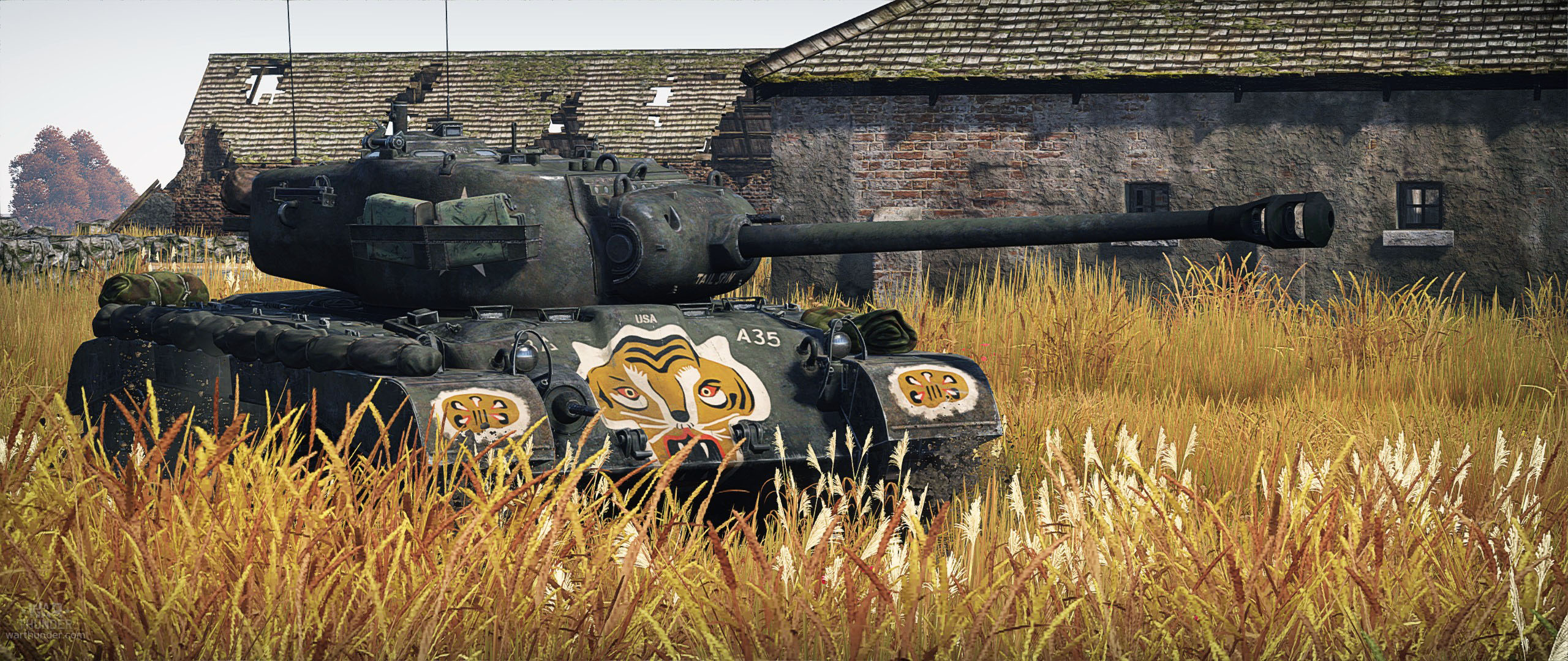 Vehicle Profile M26 Pershing Decal Included News