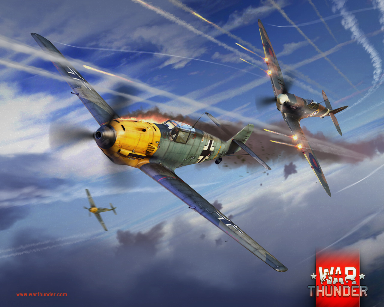 Wallpapers (6 - Page) Media - War Thunder