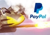 Discounts when using Paypal!