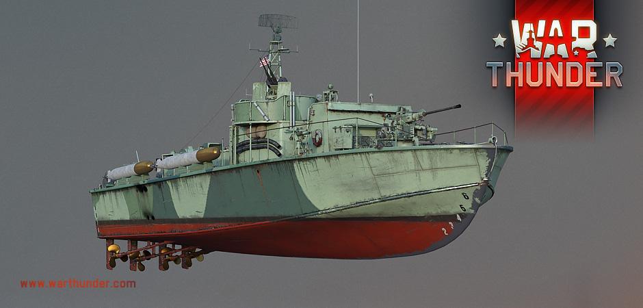 Development] PT-810: The American Leviathan - News - War Thunder