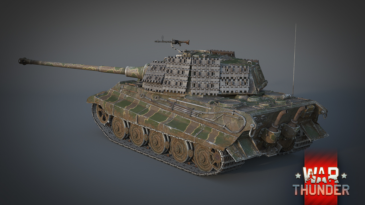 Development Development Tiger Ii Sla 16 The Diesel Engined King