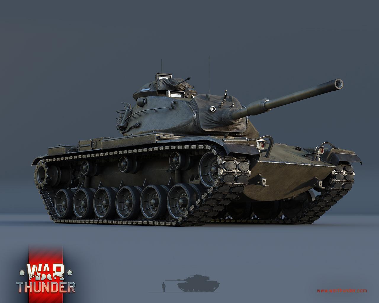 Development m60a1 facing the enemy news war thunder for Schreibtisch 1 60 m