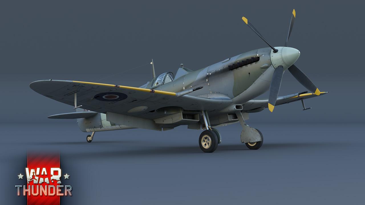Desarrollo El Spitfire F Mkix Noticias War Thunder