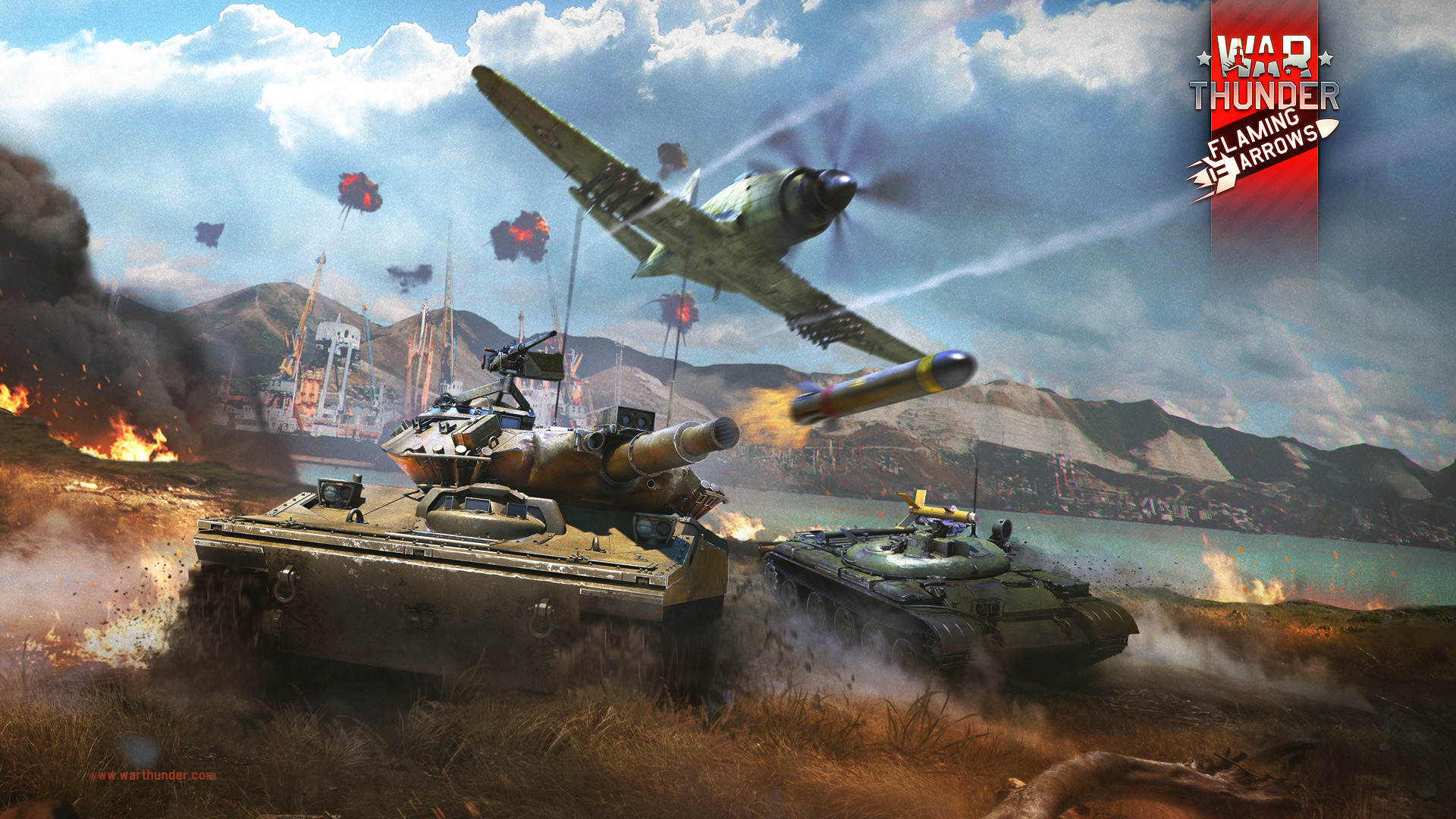 а war thunder world of planes