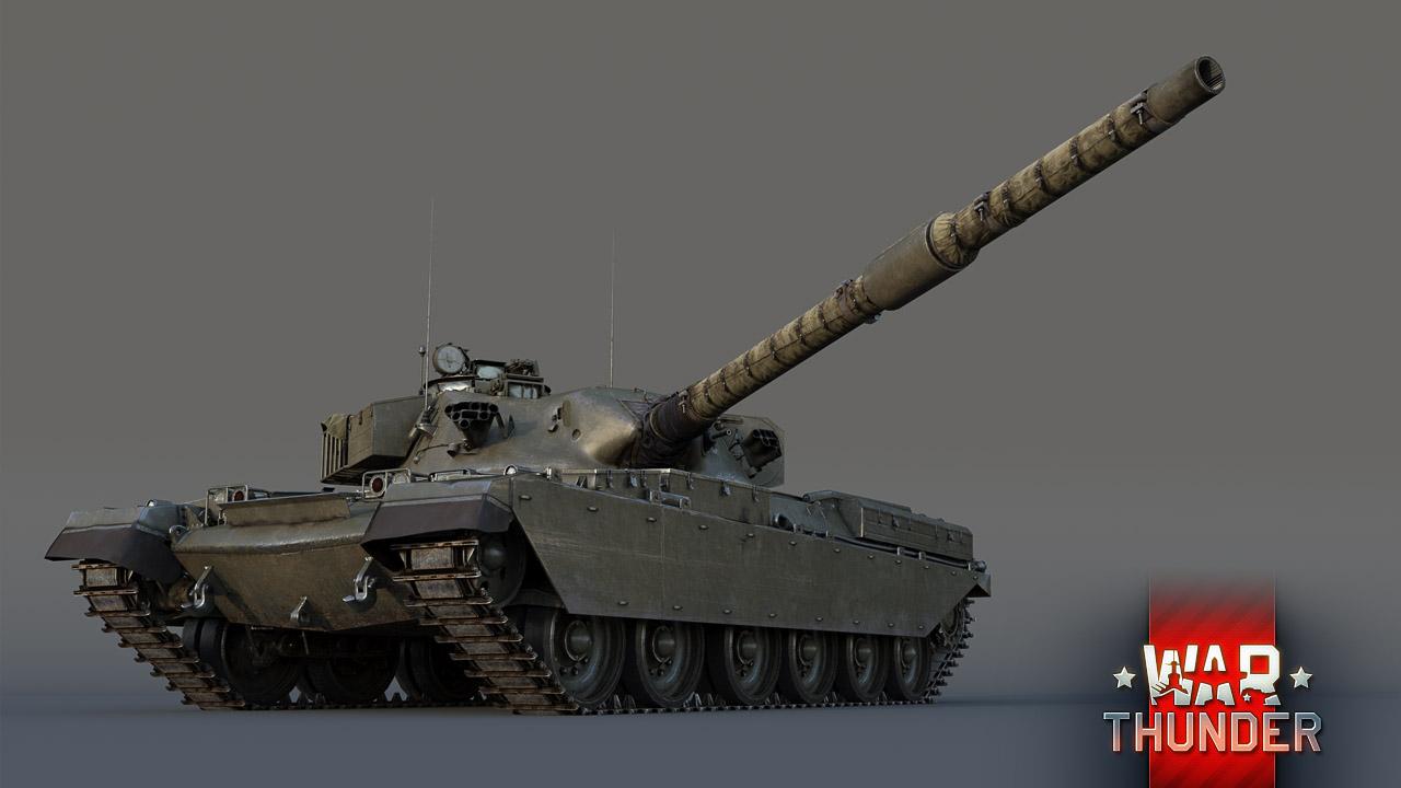WarThunder:Chieftain: Um verdadeiro senhor da guerra britânico!
