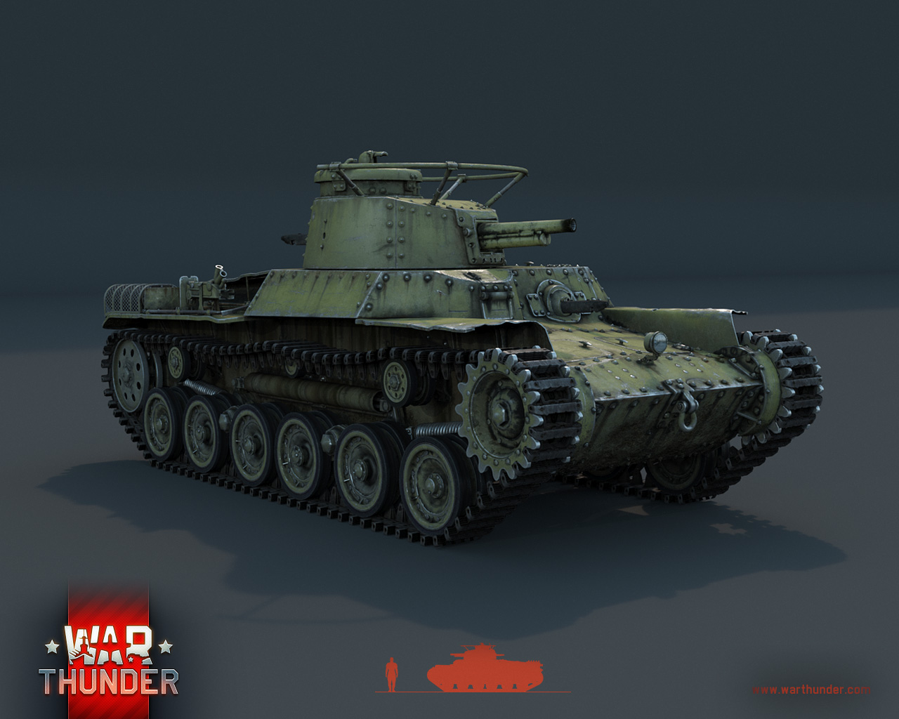 Type 97 Chi-Ha: Hope of the Army