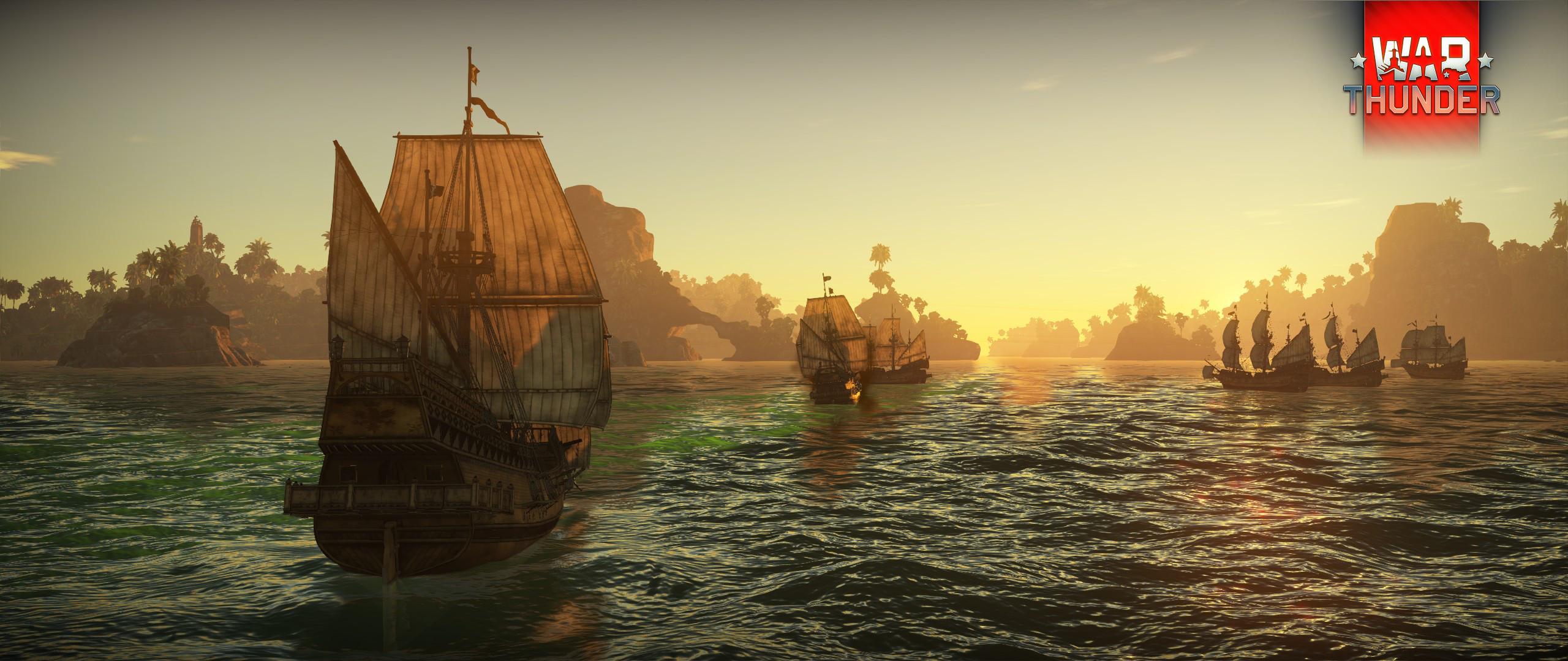 Fleet The History Of Naval Battles Part 2 The Golden