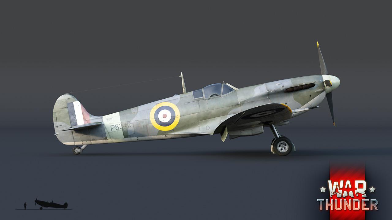 Desarrollo El Spitfire Mk Iib Un Viejo Amigo Noticias