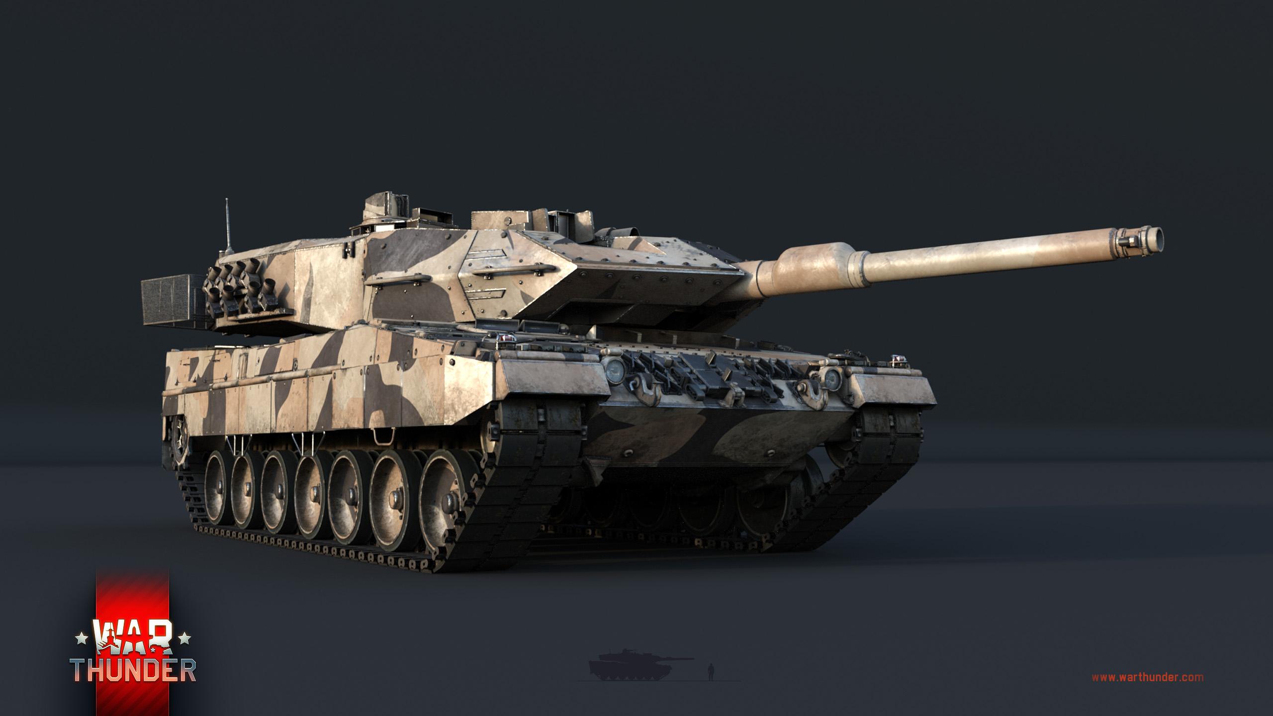 Leopard 2A5: Shield of the West - News - War Thunder