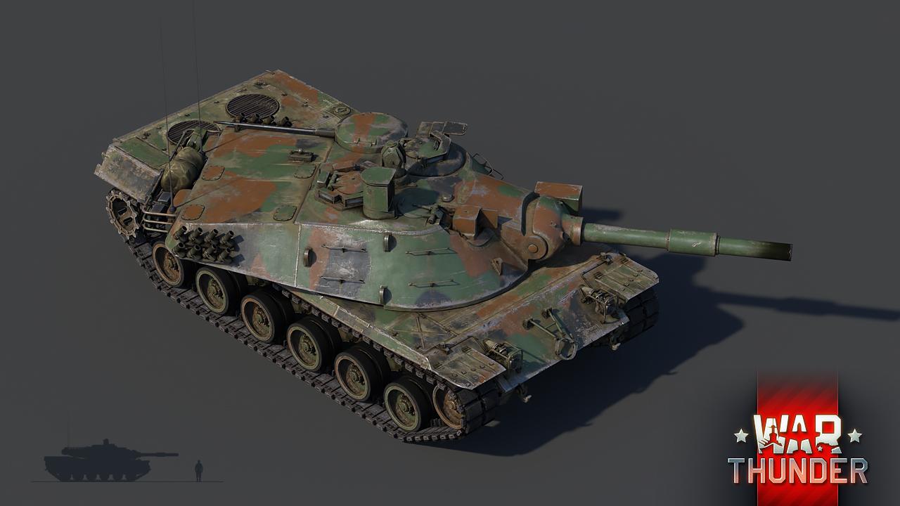54c3b8911e50 Development  KPz-70   MBT-70 - A Warrior of Two Armies - News - War ...