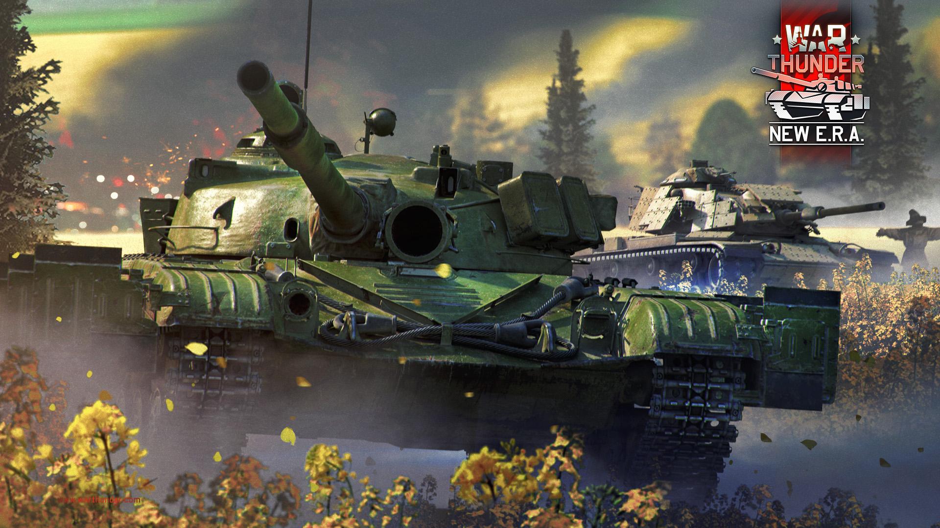 Update 1.71 'New E.R.A' released! - News - War Thunder