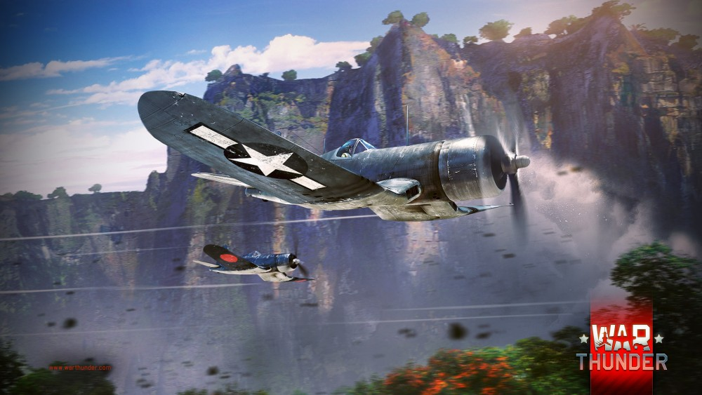 war thunder corsair 1c