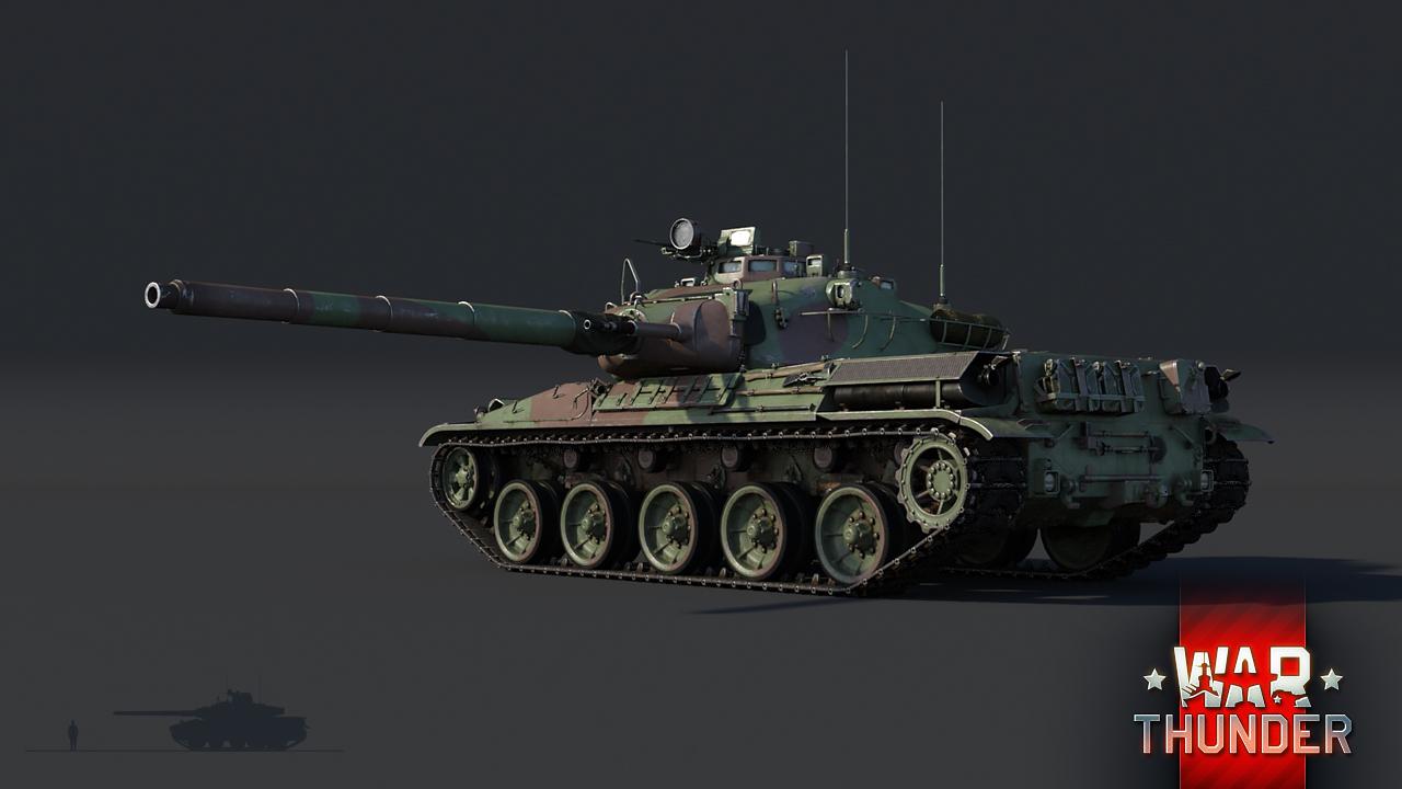 AMX-30 mod 1972