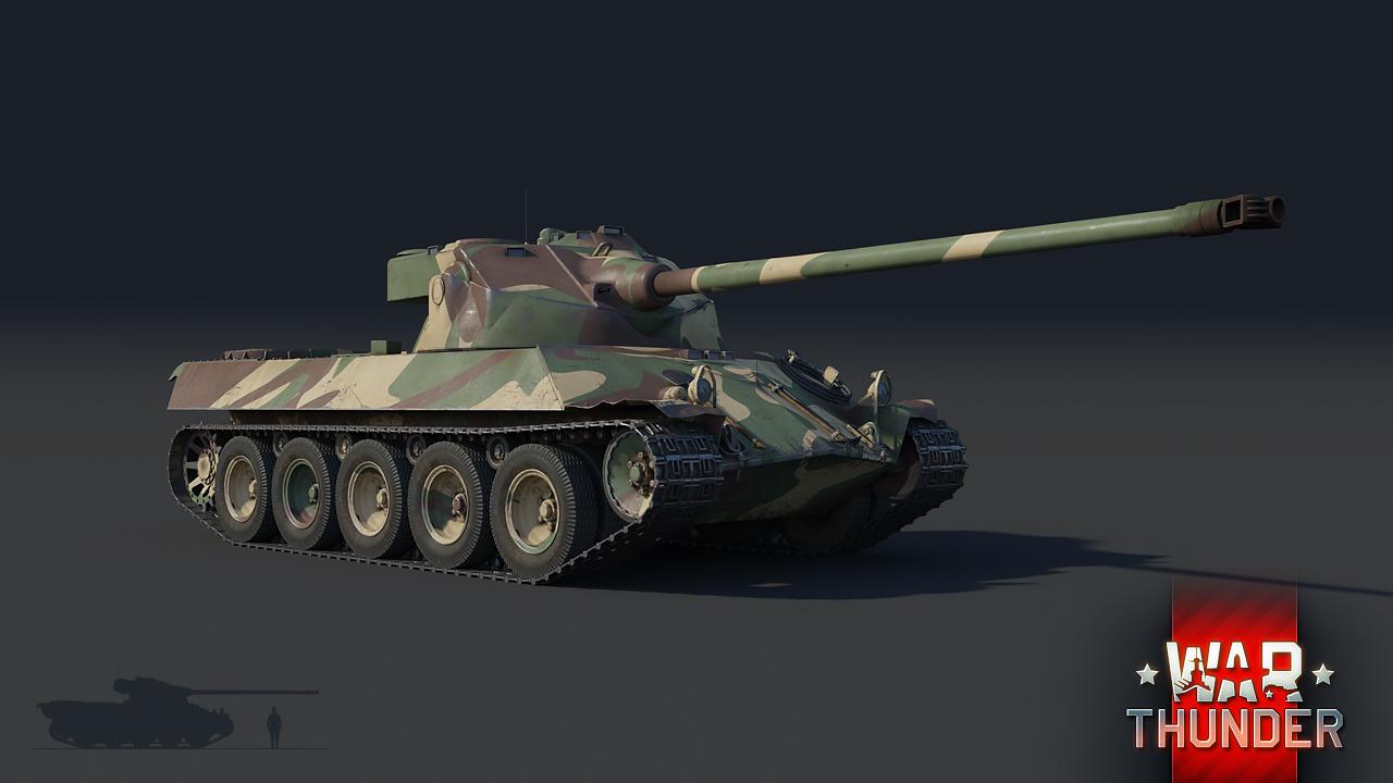 War Thunder – Lorraine 40t – The Armored Patrol