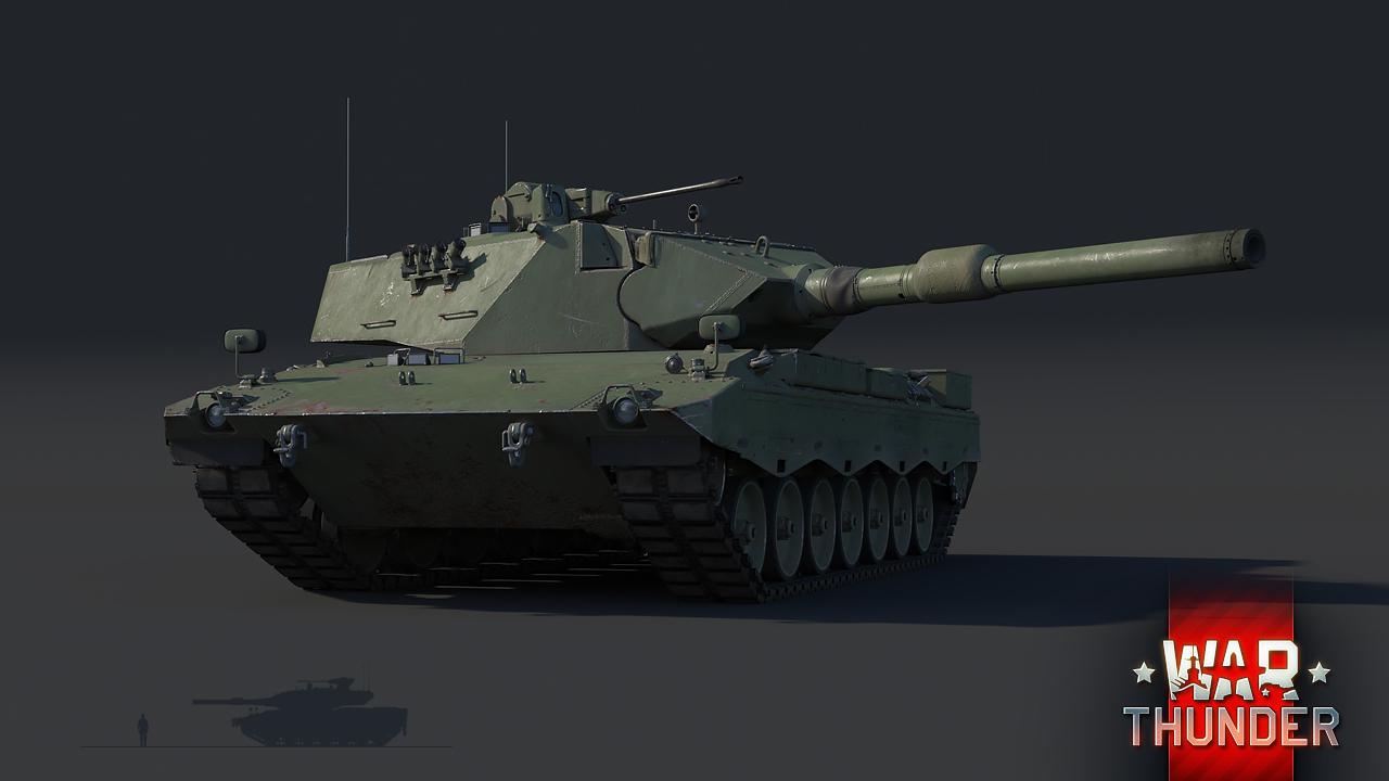 Leopard 2 K