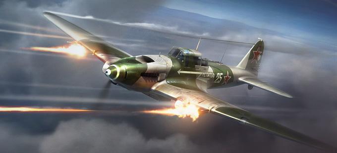 """Il-2M """"Avenger"""""""
