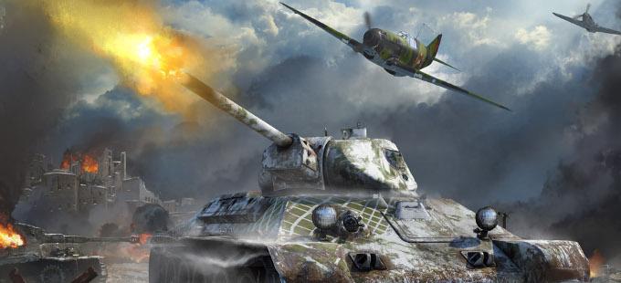 T-34 mod. 1941 of 1st Guards tank brigade