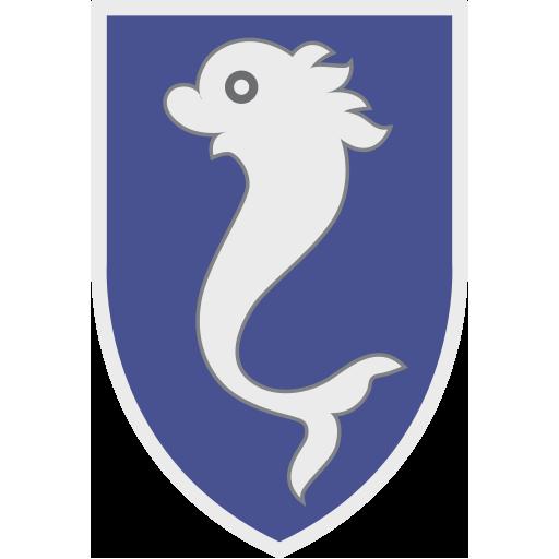 12th Dragoon Regiment insignia, France