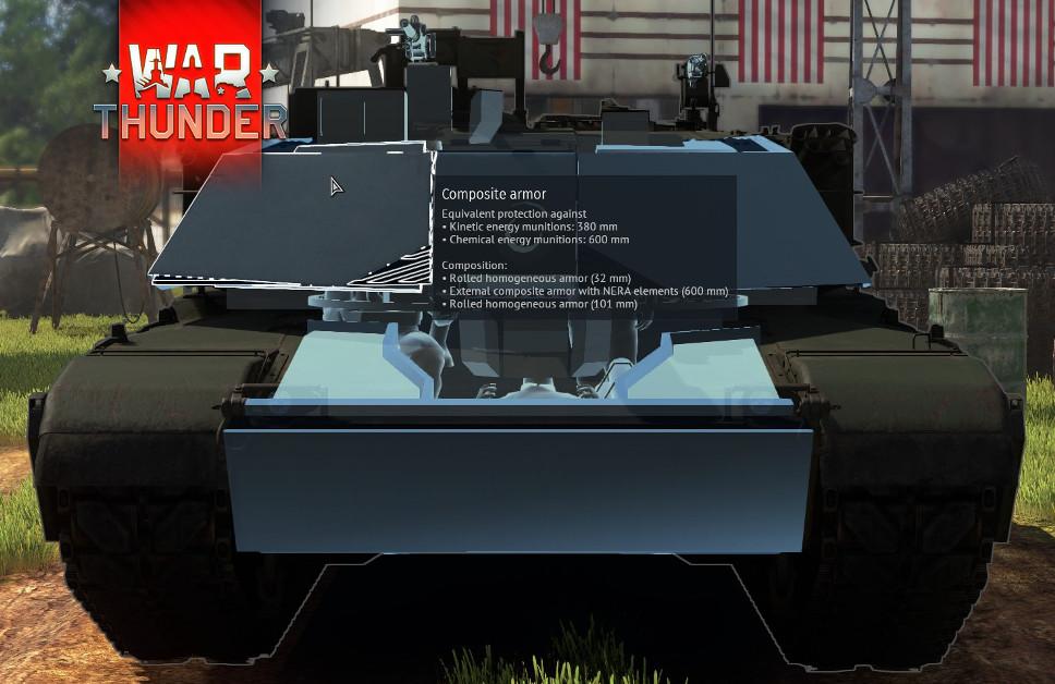 M1 Abrams turret