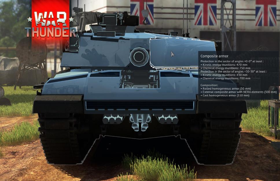Challenger turret
