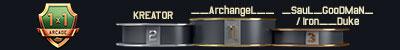 Pz III E  tank blitz-tournament 1x1 in Arcade Battles mode