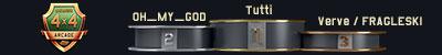 "Tank blitz-tournament ""Armor 4x4"" in Arcade Battles"