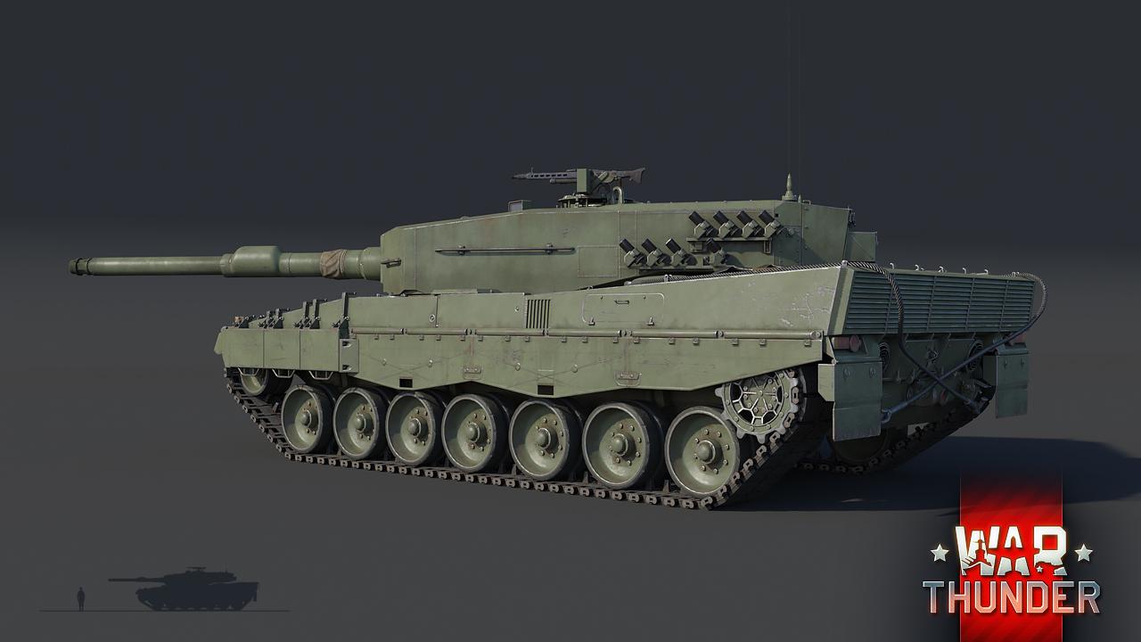 WT Dev Blog: Leopard 2A4 – The Armored Patrol