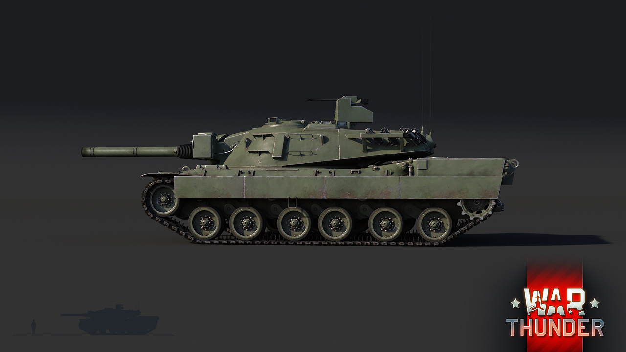 c6b5d897072f Be sure to take control of the final iteration of the MBT-70 design coming  to War Thunder as part of the upcoming update 1.79. Until then