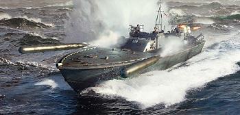 Naval Pack John F. Kennedy's PT-109