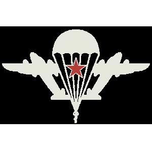"""Emblem of Airborne forces"