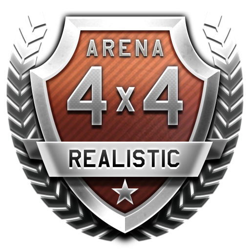 ARENA Combined Arms Tournament 4x4 in Realistic Battles